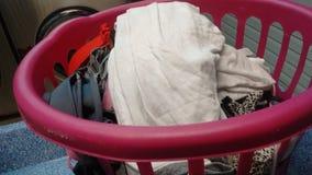 Fare lavanderia Immagine Stock Libera da Diritti