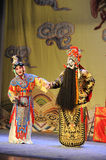 Farewell-Beijing Opera: Farewell to my concubine Royalty Free Stock Images