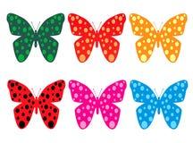Farfalla 01 Fotografia Stock Libera da Diritti