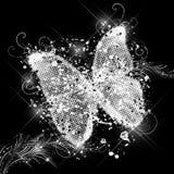 Farfalla affascinante Illustrazione Vettoriale