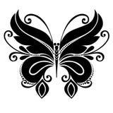Farfalla dell'insetto Fotografie Stock