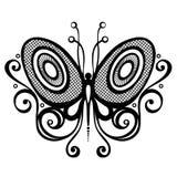 Farfalla dell'insetto Immagini Stock