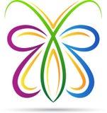 Farfalla Design Fotografia Stock