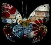 Farfalla di lerciume illustrazione di stock