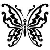 Farfalla di vettore Immagine Stock Libera da Diritti