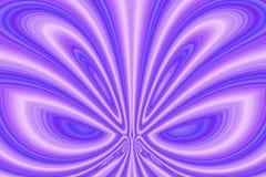 Farfalla liquida Fotografia Stock Libera da Diritti
