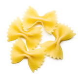 farfalle意大利面食 免版税库存图片