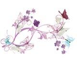 Farfalle royalty illustrazione gratis