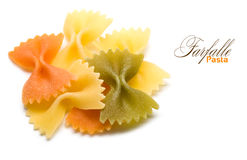 Farfalle Stock Image