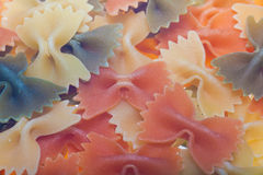 Farfalle Stock Photography