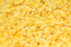 Farfalle background Royalty Free Stock Images