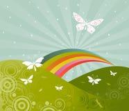 Farfalle di Boheme Fotografie Stock