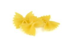 Farfalle, italian raw pasta Stock Photo