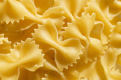 Farfalle pasta Royalty Free Stock Photos