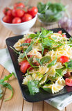 Farfalle pasta Royalty Free Stock Photography
