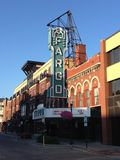 Fargo Theatre Stock Foto