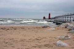 Fari dei Great Lakes Fotografie Stock Libere da Diritti
