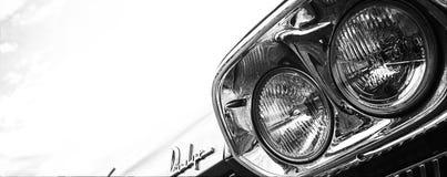 Fari di Dodge Immagini Stock