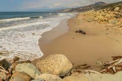 Faria Beach National Park Royaltyfri Foto