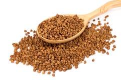 Farina di grano saraceno Immagine Stock Libera da Diritti