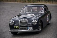 Farina 1500 di Pinin di berlinetta di MASERATI A6 1950 Immagine Stock