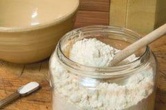 farina Glutine-libera Fotografia Stock Libera da Diritti