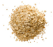 farine d'avoine Images stock