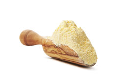 Farine de maïs Photo libre de droits