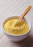 Farinha de milho Imagem de Stock