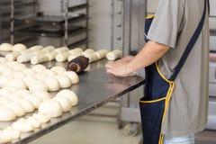 Farinha de pão Fotografia de Stock Royalty Free