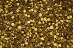 Farinha fritada do grama, alimento salgado, crocante, conhecido como a passagem do tempo da Índia imagem de stock royalty free