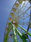 Faris hjul Arkivbild