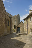 Farleigh Hungerford Castle Royalty Free Stock Photos
