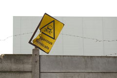 farliga kemikalieer Arkivfoton