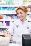 Farmácia Fotografia de Stock