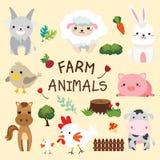 2018-07-07 Farm1 illustration stock