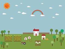 Farm Stock Image