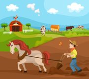 Farm Stock Images