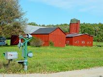 Farm royalty free stock photo