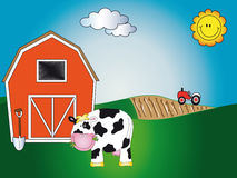 Free Farm Animal Cartoon Royalty Free Stock Photos - 8221728