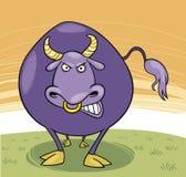 Farm animals: Bull stock illustration