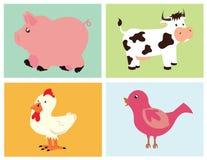 Farm animals design Stock Photo