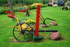 Farm backyard composition Royalty Free Stock Photos
