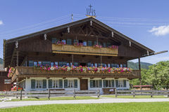 Farm in Bad Wiessee Stock Photos