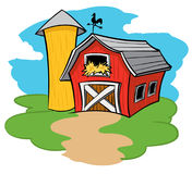 Farm Barn Stock Photos