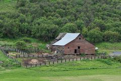 Farm Royalty Free Stock Photography