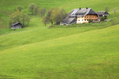 Farm in the Black Forest Stock Photos