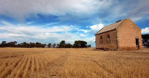 Farm Building Royalty Free Stock Photo