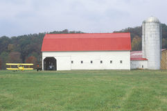 Farm building Stock Image