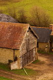 Farm buildings B Royalty Free Stock Photography